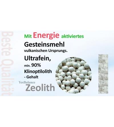 Zeolith Klinopitiolith micronisiert