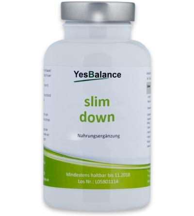 Slim Down natürlich abnehmen