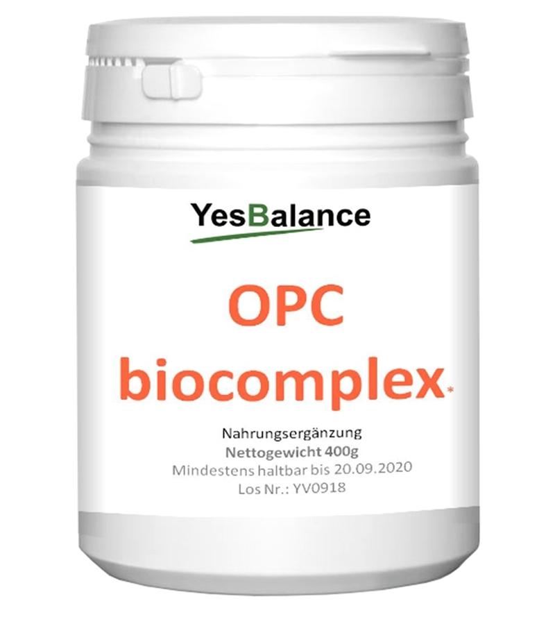 OPC pulver (biocomplex)