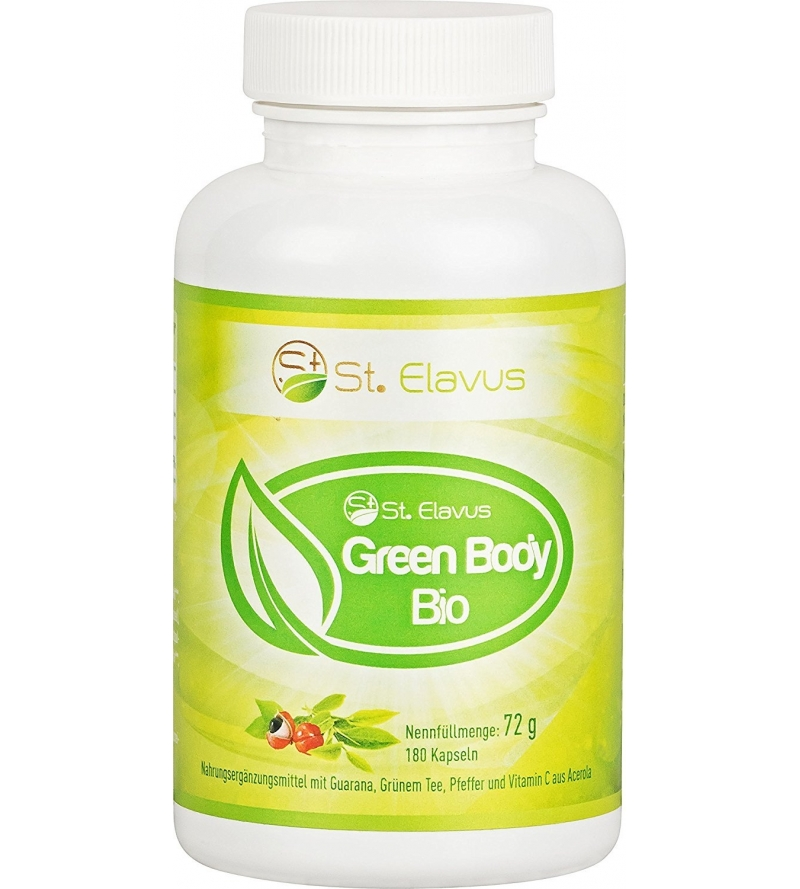 St. Elavus BIO Green Body,...