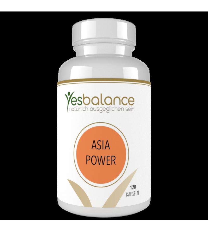 asia power