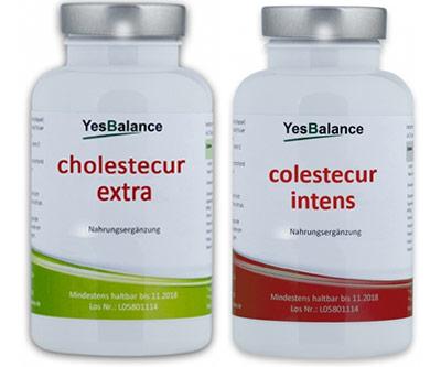Cholesterin-Senker