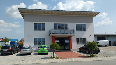 Yesbalance Firmengebäude