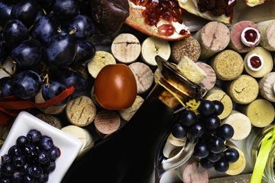 Resveratrol in der Ernährung